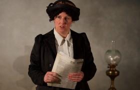 Kathleen Yore as Annie Wilde